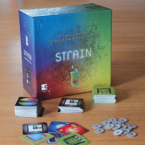 Strain: The Bioengineering Game