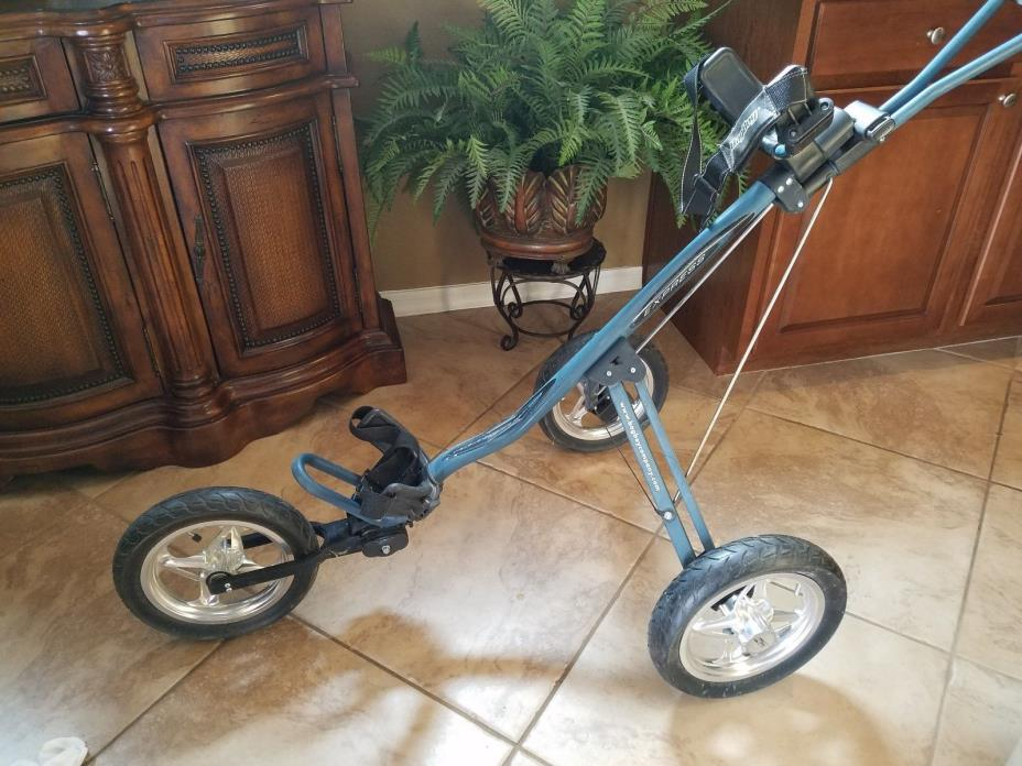 Bag Boy Golf Push Cart - For Sale Classifieds