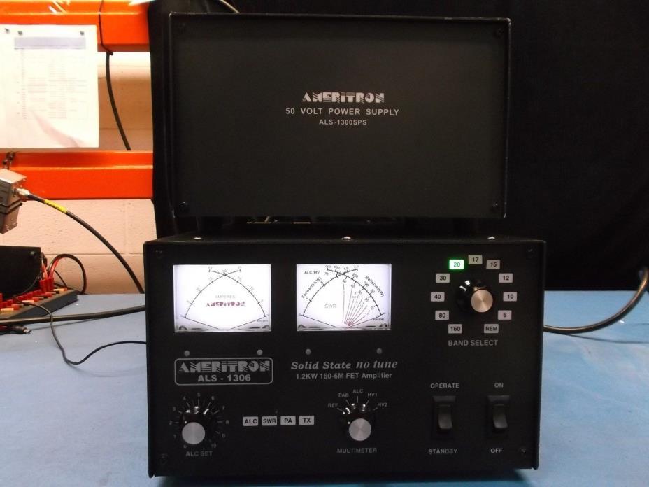 Ameritron HF Power Amplifier ALS-1306