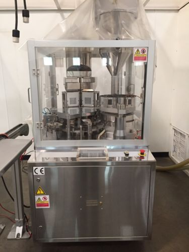 Fully Complete Line Automatic Capsule Filler Machine And Packaging Machine