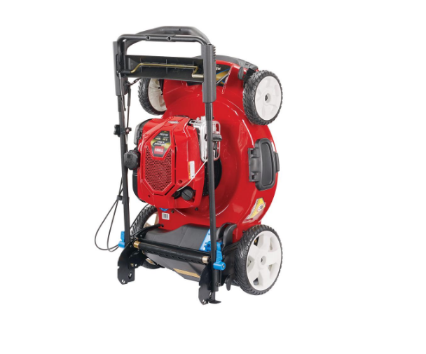 Toro Recycler 22in - Variable Speed - Personal Pace - SmartStow - Gas Lawn Mower