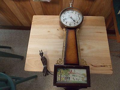 Antique Sessions Electric Banjo Clock