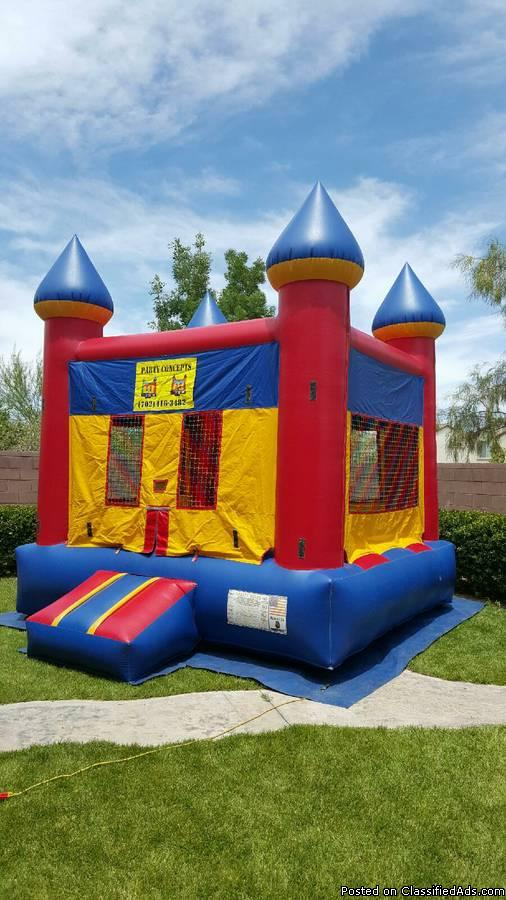 Party Rentals- Jumpers/Bouncers, Tables, Chairs, Linen and More!!!!