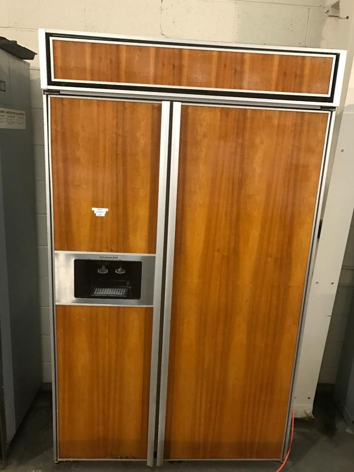 Panel Ready Refrigerator For Sale Classifieds