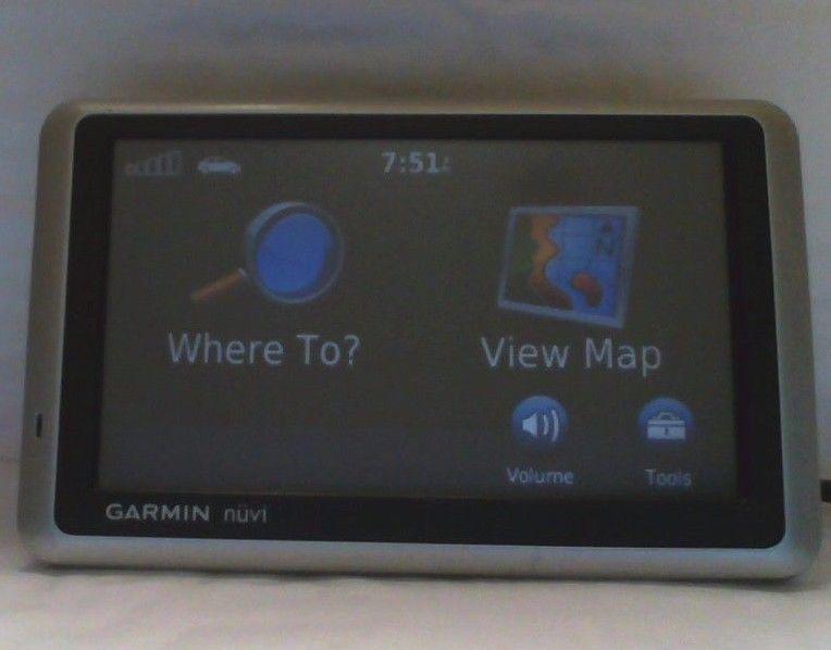 USED Garmin Gps Nuvi 1300