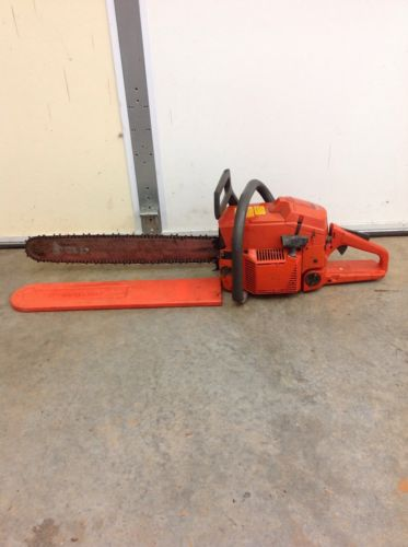 Husqvarna 262xp chainsaw!