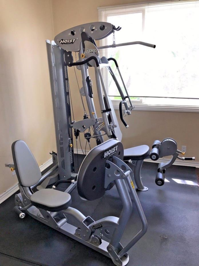 Hoist home gym for sale classifieds