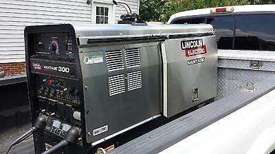Lincoln Vantage 300 Welding Machine