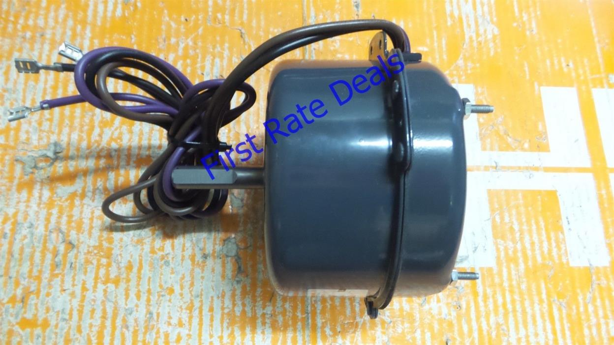 Air conditioner condenser fan motor for sale classifieds for Air conditioner compressor motor