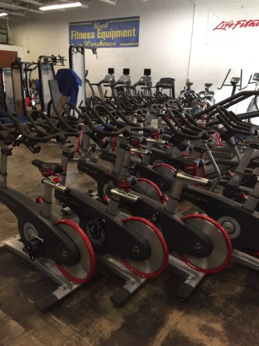 LifeFitness GX Indoor Cycles /wholesale 20 Bikes