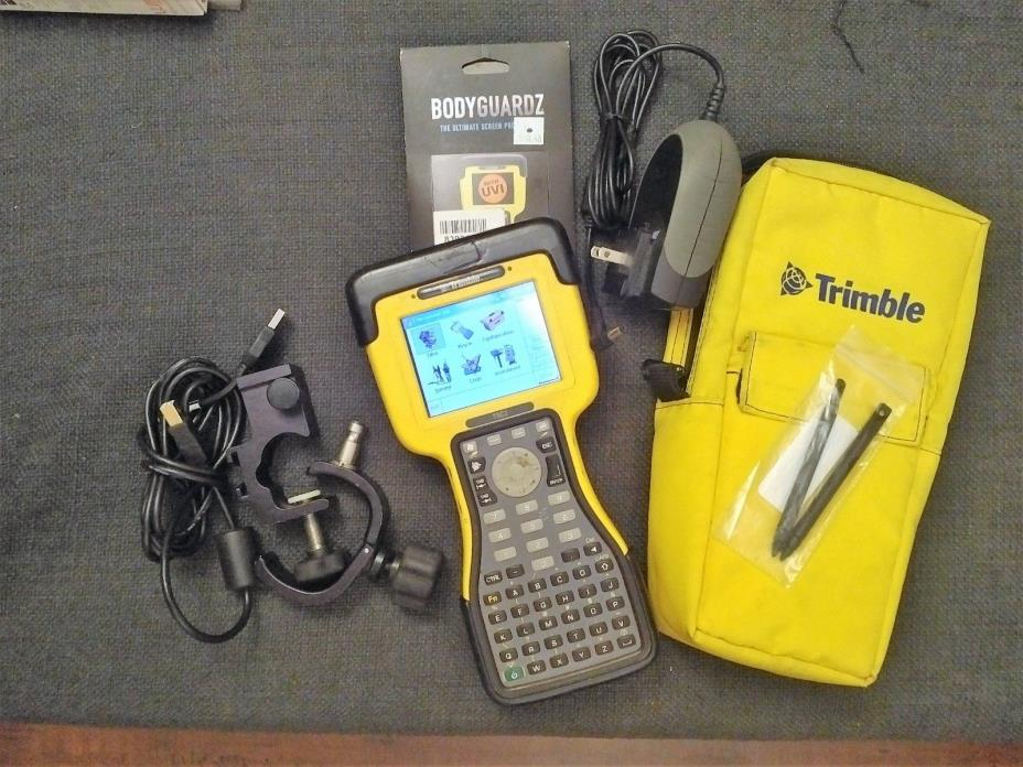 Trimble TSC2 Data Collector, Survey Controller v12.50 and SPS instrument option!