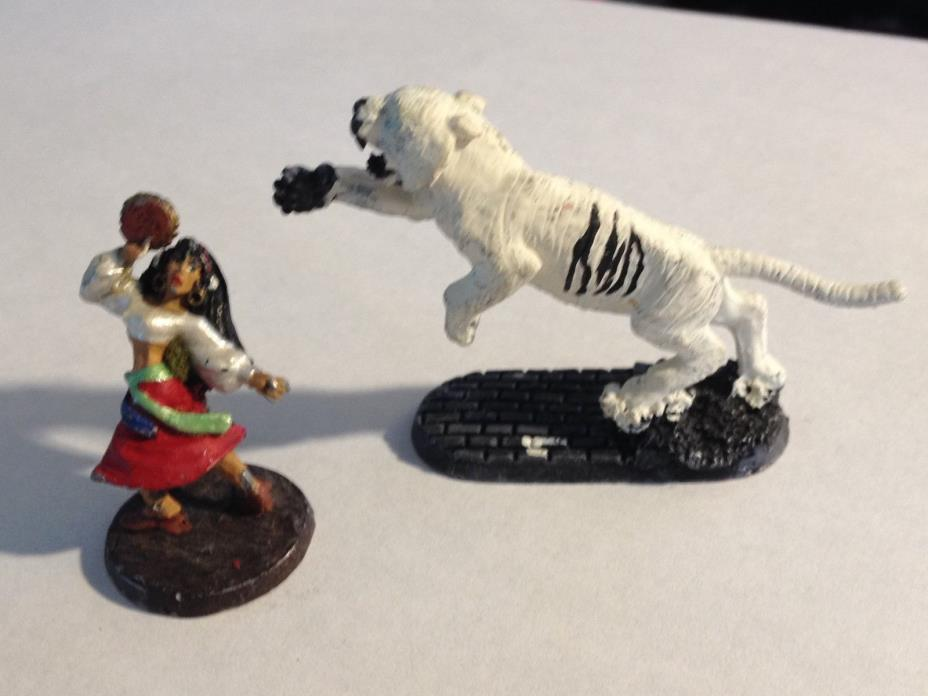 Set of 2 Vintage Ral Partha figures