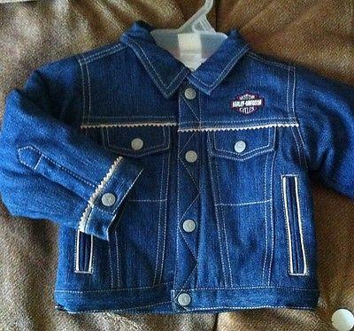 Harley Davidson Kids Coat 18months