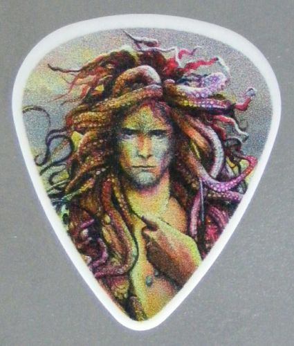 STEVE VAI GUITAR PICK PASSION & WARFARE 2016 TOUR ISSUED PICKS