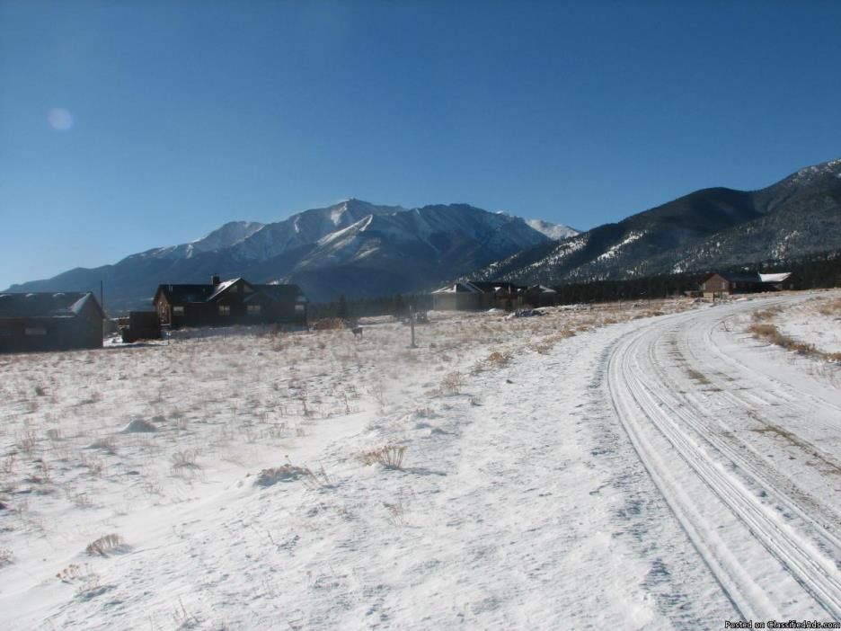 236500 - Incredible Mountain Views from this ready to build lot!