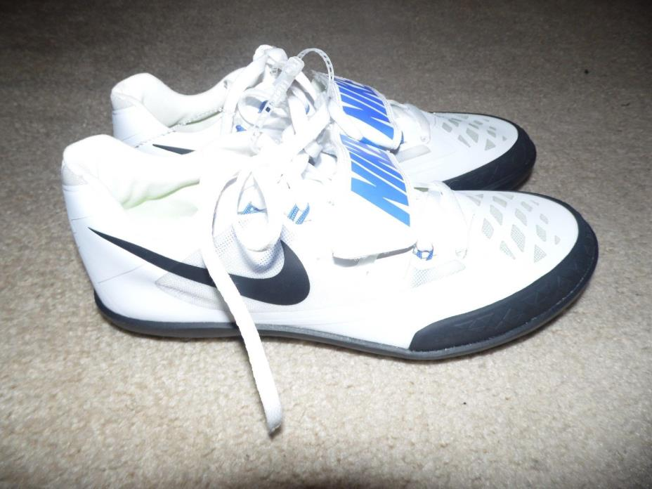 NEW NIKE MENS SZ 8 ZOOM SD 4 DISCUSS HAMMER SHOT PUT THROWS SHOES