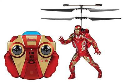 Iron Man 2-Channel Marvel IR Helicopter [ID 3479182]