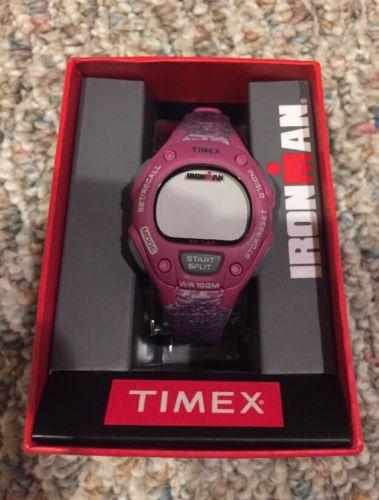 Timex IronMan Classic 30 Dark Pink Women's Brand New Watch