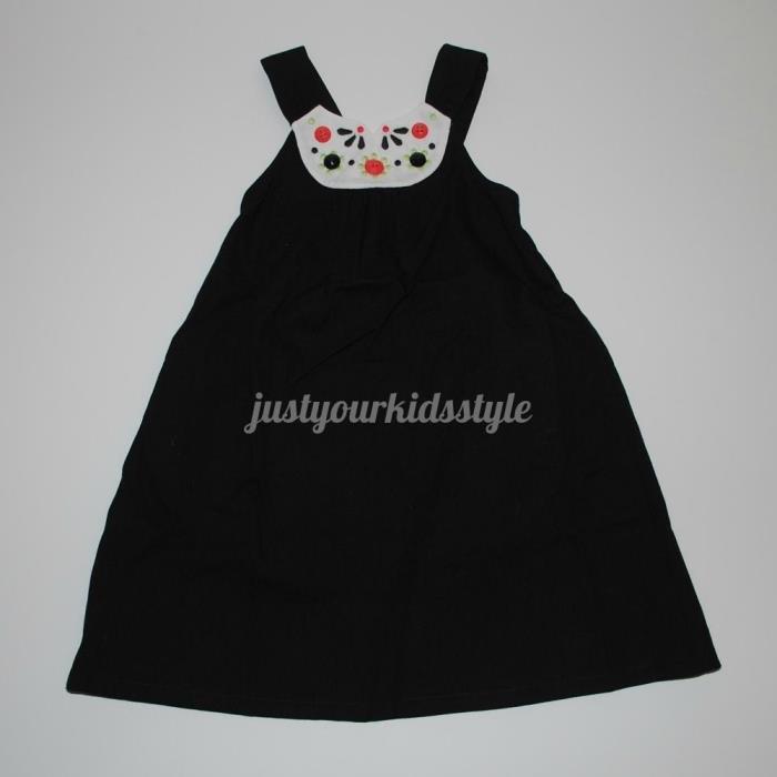 black dress gems Gymboree NWT Palm Beach Paradise size 2t baby girl