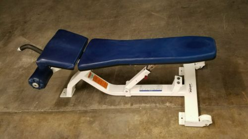Hoist heavt duty commercial situp bench
