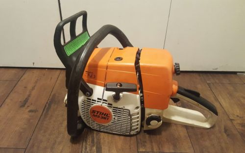 STIHL MS361 CHAINSAW FIREWOOD PROFESSIONAL SAW LOGGING STIHL MS362 MS391 MS440