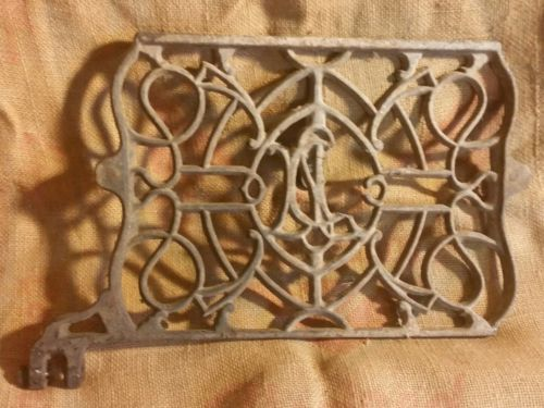 Antique Vintage Cast Iron Sewing Machine Parts Treadle Foot Pedal