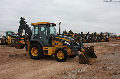 2008 John Deere 310SJ Backhoe Loaders