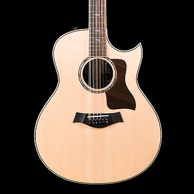 Taylor 858ce Grand Orchestra 12-String Acoustic-Electric Guitar w/ Case