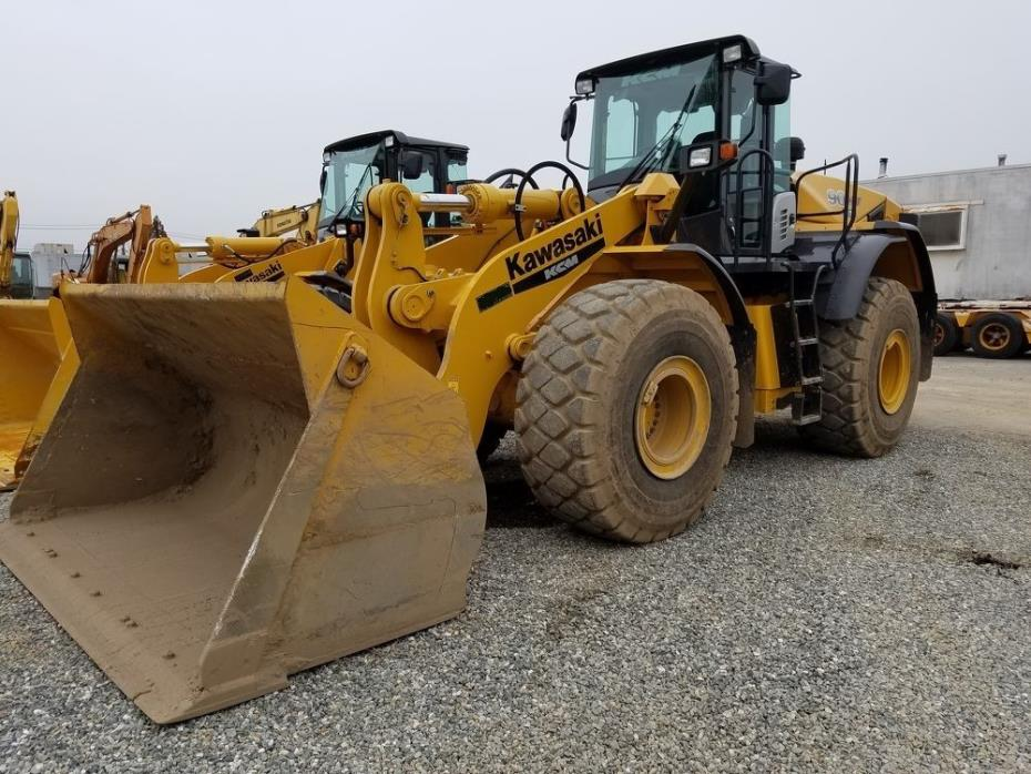 2016 Kawasaki 90Z-7 Wheel Loader