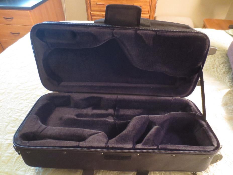 Pro-Tec Tri-Pack Alto Sax case, never used