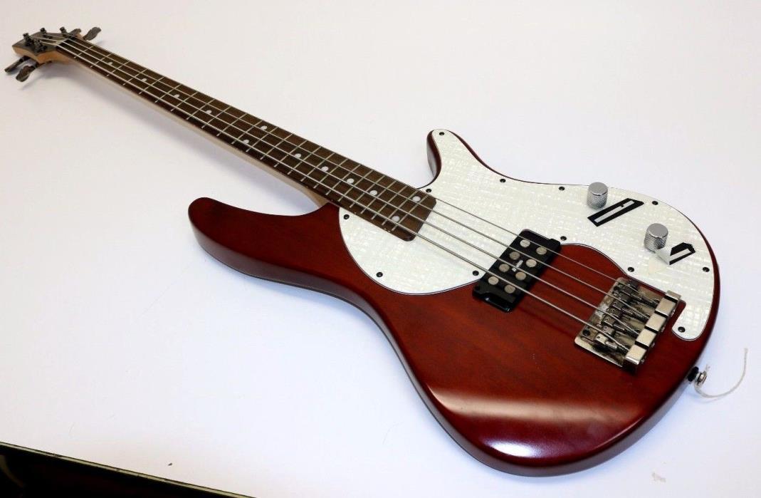 SDGR Soundgear by Ibanez SRX 400 4 String Bass Guitar Pearl Pickguard