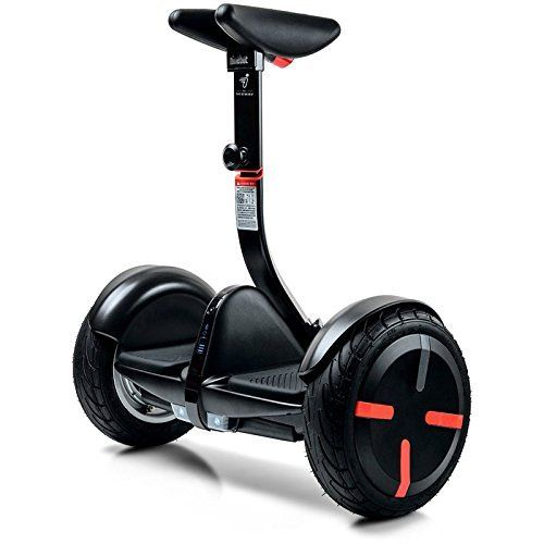 Segway miniPRO | Smart Self Balancing Personal Transporter with Mobile App BLACK
