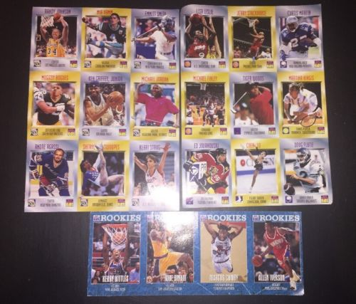 1996-1997 SI For Kids Lot- Tiger Woods Kobe Bryant RC