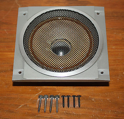 Replacement Mid-Range Speaker for JVC SK-S44, 3-Way Speaker System