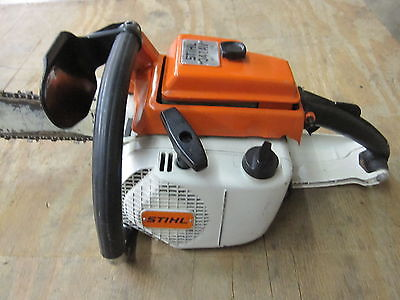 Stihl 041 AV Electric Chainsaw 026 029 031 048 075 Vintage Chainsaw MS390 MS440