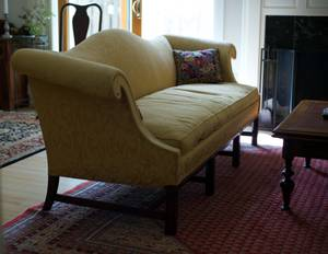 Queen Ann Sofa For Sale Classifieds