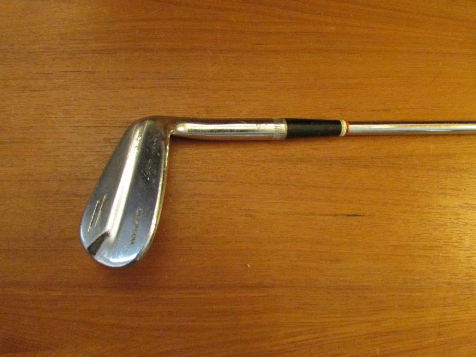 Vintage Ben Hogan Precision 8 Iron Crescents