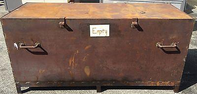 Gang Box Steel Storage Crate
