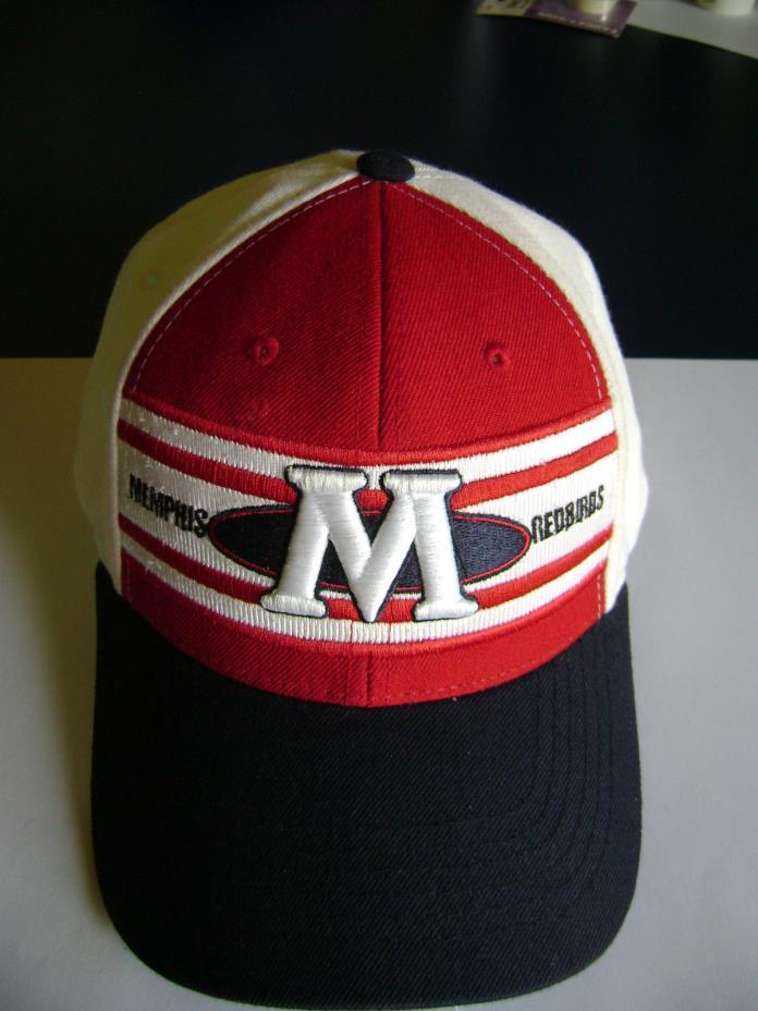 Memphis Redbirds Adjustable Hat by American Needle Rare OOP HTF