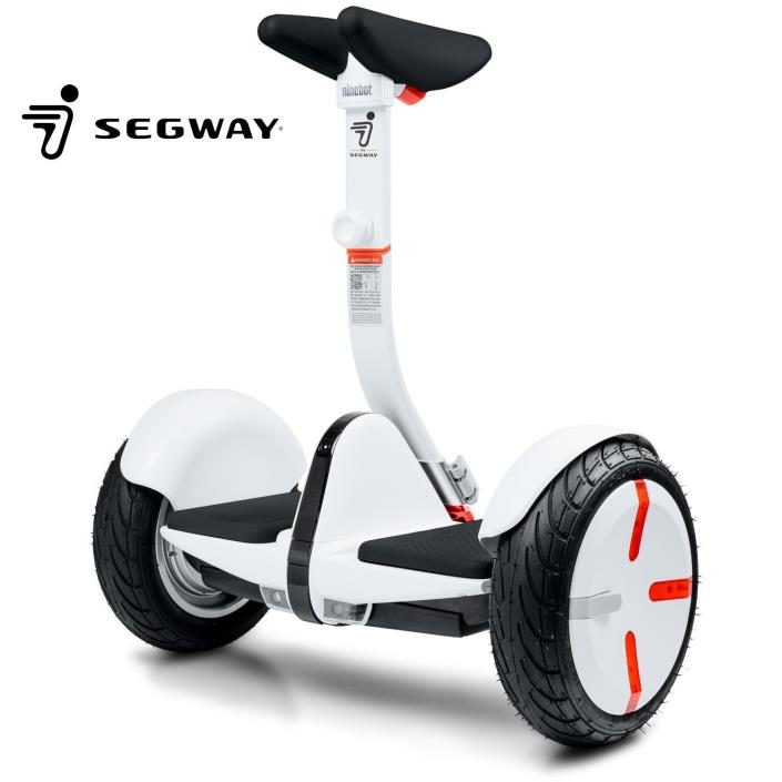 Segway miniPRO | Smart Self Balancing Personal Transporter with Mobile App White