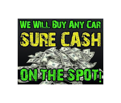 $$$ CASH FOR CARS $$$ (727) call 41O 3939 Top dollar for junk or good cars truck