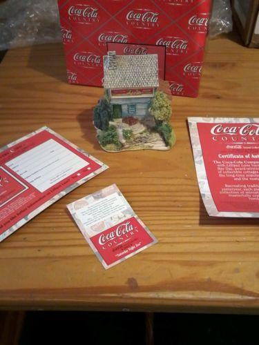 Lilliput Lane Coke