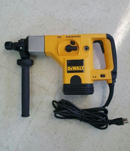 Dewalt dw533k Rotary Hammer Drill Type 103 - 1 3/4