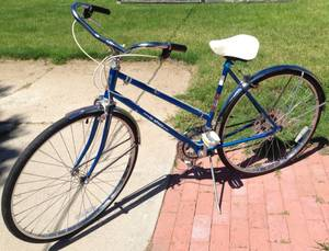 Vintage Girl's Bike (Cheyenne)