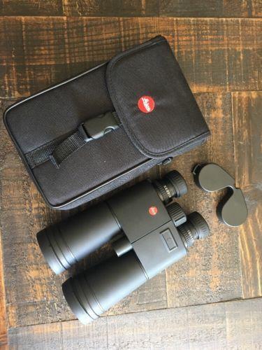 Leica 15x56 Geovid Laser Rangefinder Yards  Binoculars