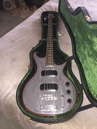 Original Zemaitis 4 String Bass Guitar