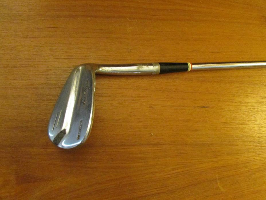 Vintage Ben Hogan Precision 9 Iron Crescents