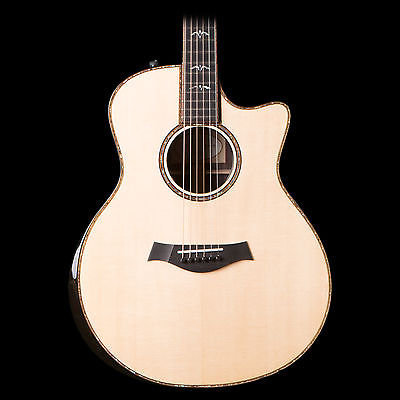 Taylor 916CE Grand Symphony Acoustic Electric Guitar with Case