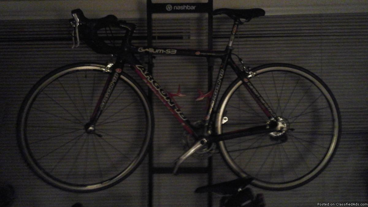 Argon 18 Gallium-S3 full carbon road bike