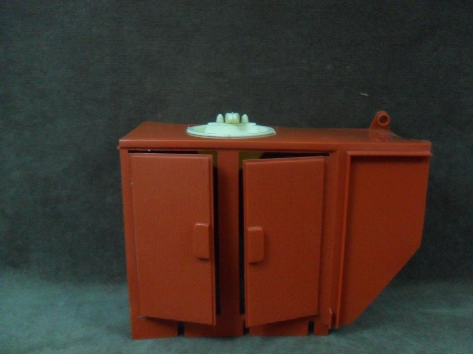 Vintage Barbie Star Traveler RV Camper Sink Replacement Part 1976